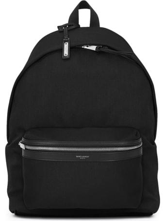 Saint Laurent Ysl Bag City Backpac
