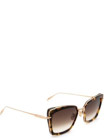 Dita Dita Dts405-a-02 Tortoise Gold Sunglasses