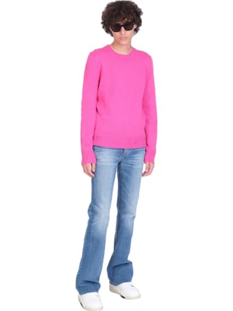 AMIRI Jeans In Cyan Denim