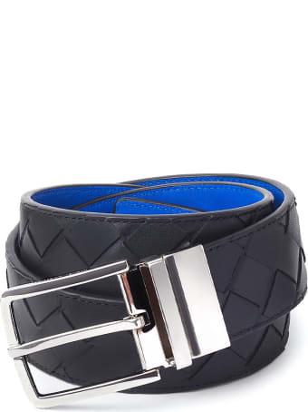 Bottega Veneta Belt In Leather