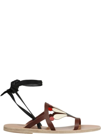 Ancient Greek Sandals Lilly Flat Sandals