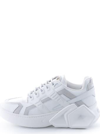 Hide&Jack Silverstone White Sneakers