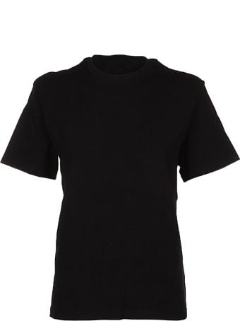 Cecilie Bahnsen Juno Tshirt W Open Back Detail