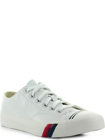 PRO-Keds Royal Lo Classic White Leather Sneaker