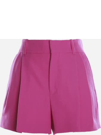 Chloé Shorts Made Of Virgin Wool