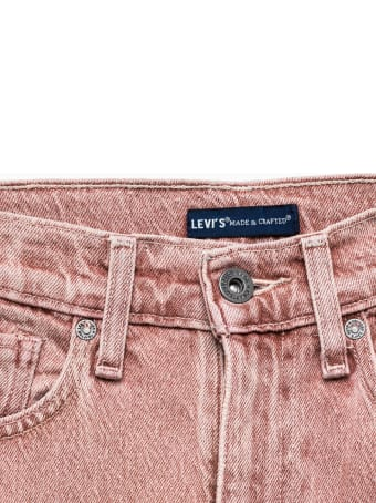 Levi's Levis Made And Crafted High Loose Jeans A0956