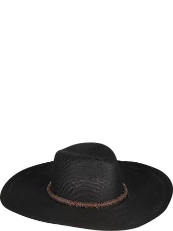 Brunello Cucinelli Embellished Round Hat