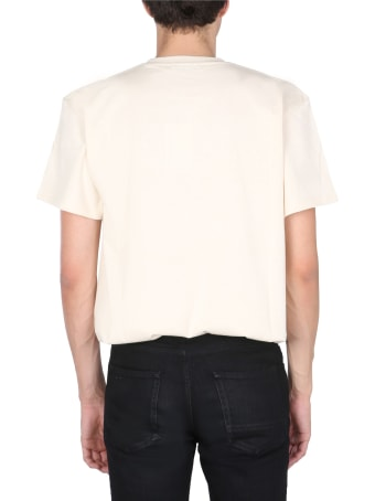 J.W. Anderson Printed T-shirt With Logo