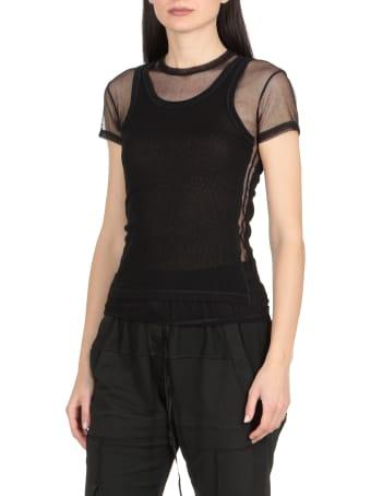 Andrea Ya'aqov Cotton Blend T-shirt