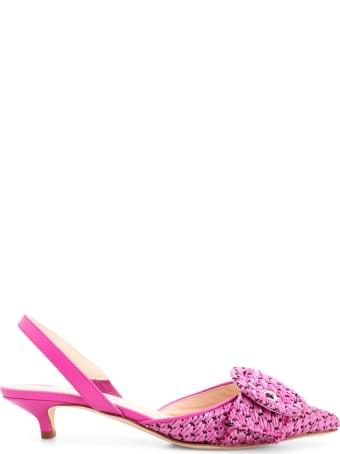 Prosperine '8111' Fabric Sandals