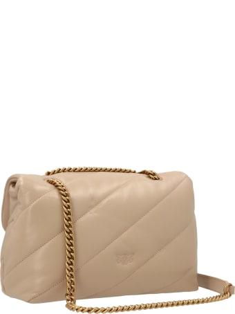 Pinko 'love Classic Puff Maxi Quilt' Bag
