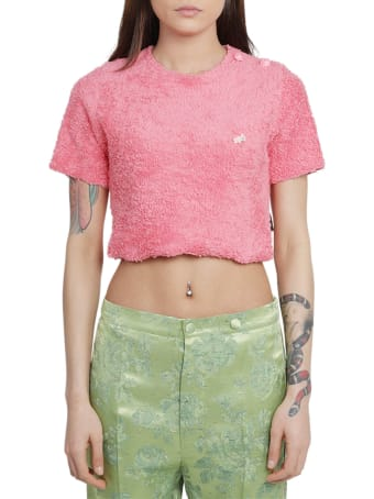 Cool TM Cool T.m Pink Cropped Top