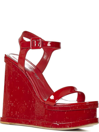 Haus of Honey Lacquer Doll Sandals