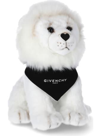 Givenchy Paris Stuffed Lion