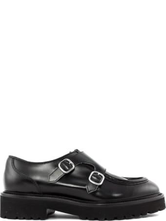 Doucal's Double Monk Strap Shoes