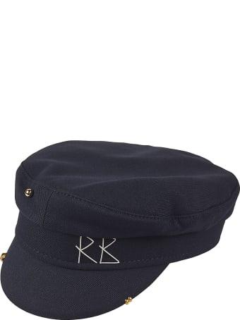 Ruslan Baginskiy Logo Embroidered Studded Cap