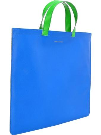 Comme des Garçons Wallet Comme Des Garcons Wallet Super Fluo Tote Bag