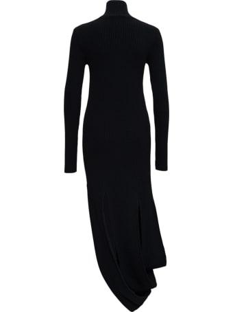 Bottega Veneta Long Knitted Midi Dress