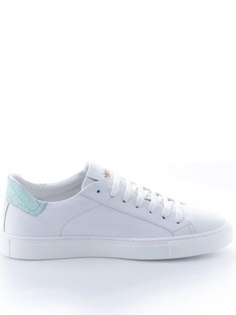 Hide&Jack Sky Turquoise Sneakers