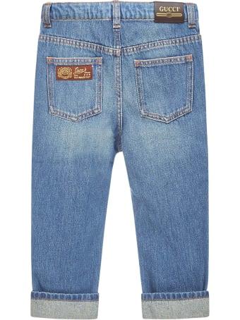 Gucci Junior Jeans