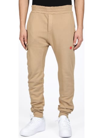 Strikestudio Cargo Pants Pocket Logo
