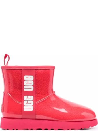 UGG Classic Clear Mini Boots