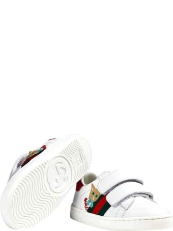 Gucci White Shoe Unisex