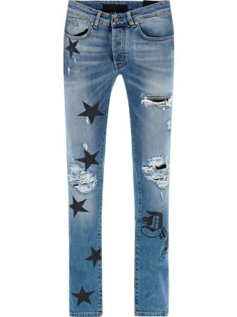 John Richmond X Dark Polo Gang Jeans