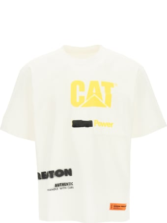 HERON PRESTON Hp X Caterpillar T-shirt