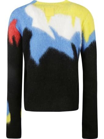 Loewe Highneck Sleeve Sweater