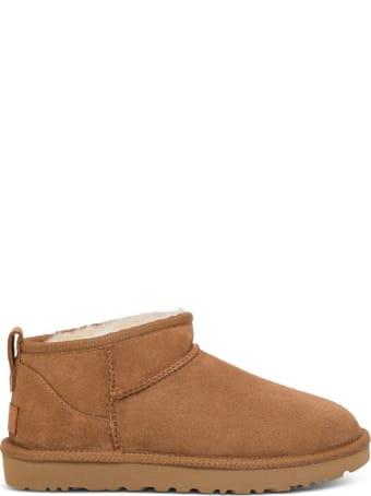 UGG Mini Classic Beige Boots