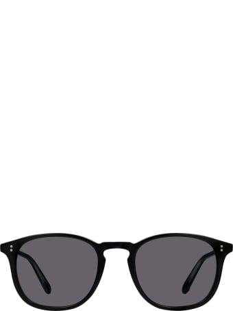 Garrett Leight Garrett Leight Kinney Sun Matte Black Sunglasses