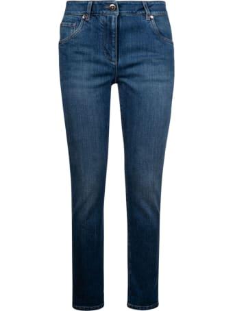 Brunello Cucinelli Regular 5 Pockets Jeans