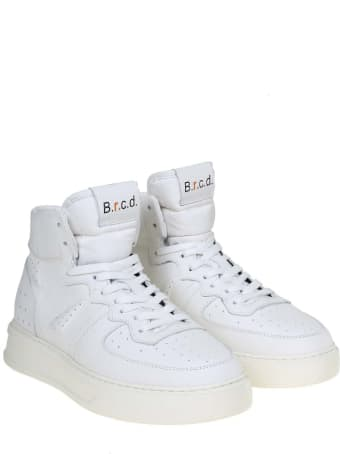 Barracuda Phoenix Sneakers In White Leather
