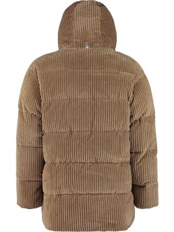 Khrisjoy Kj Corduroy Down Jacket