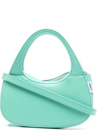 Coperni Swipe Baguette Leather Handbag