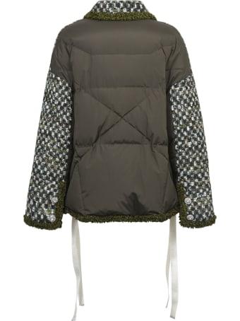 Khrisjoy Killer Tweed Puffer Jacket
