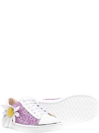 Florens Florens Pink Sneakers