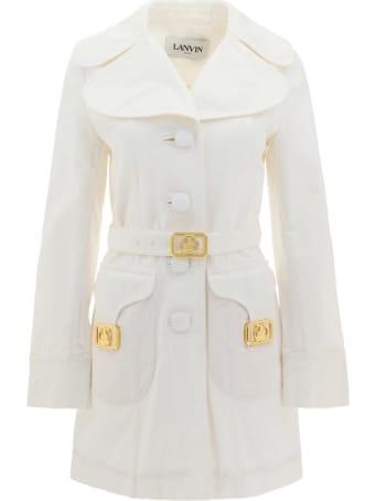 Lanvin Denim Coat