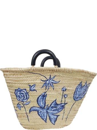 Ralph Lauren Black Label Leaf Tote Bag