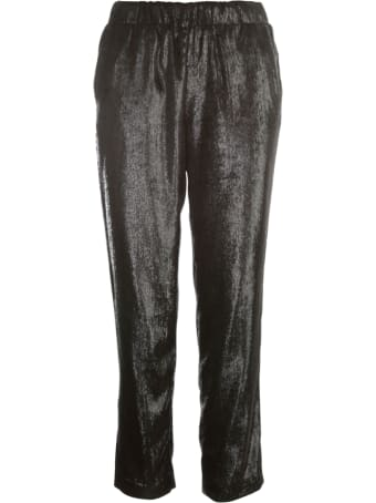 Kiltie George Elastic Pants W/velvet Lurex