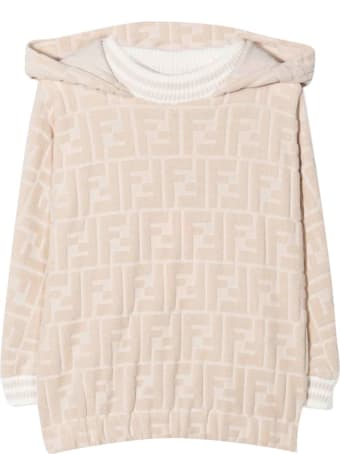 Fendi Hooded Sweatshirt
