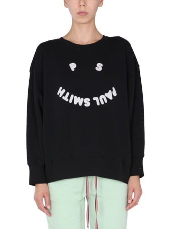 PS by Paul Smith Face Sweatshirt