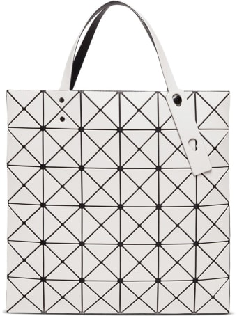 Bao Bao Issey Miyake Lucent Tote Shopper Bag With Geometric Pattern