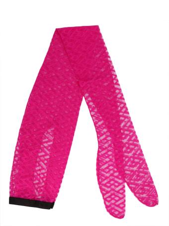 Versace 'monogram' Tights