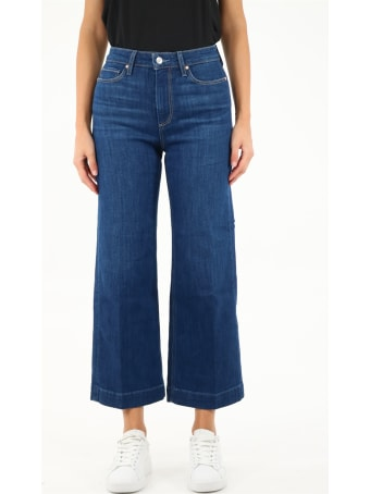 Paige Anessa Cropped Jeans