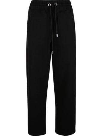 GCDS Long Length Drawstring Trousers
