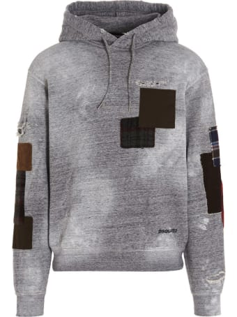 Dsquared2 'patch Cool' Hoodie