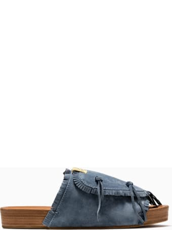 Visvim Christo Shaman Sandals
