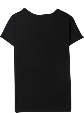 Moncler Black Moncler Enfant T-shirt